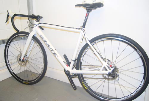 Whyte CX prototype