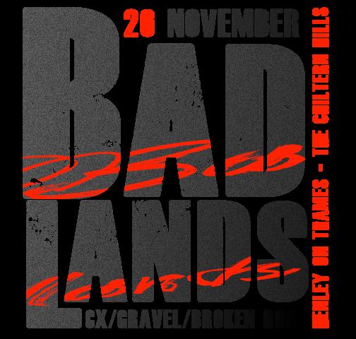 Badlands CX, Henley, November 27th 2017
