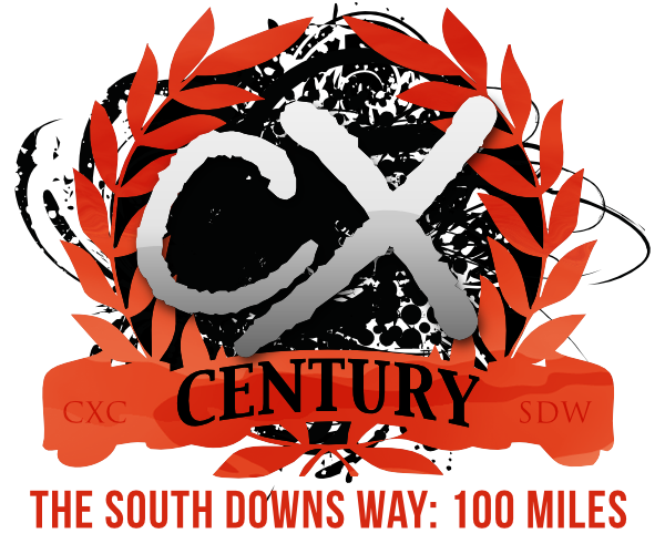 CX Century: The South Downs Way, July 7th 2018