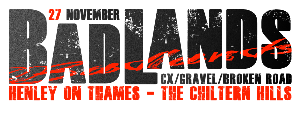 Badlands CX, 27th November, Henley on Thames