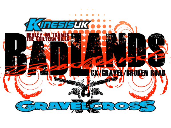 Kinesis UK Badlands Gravelcross