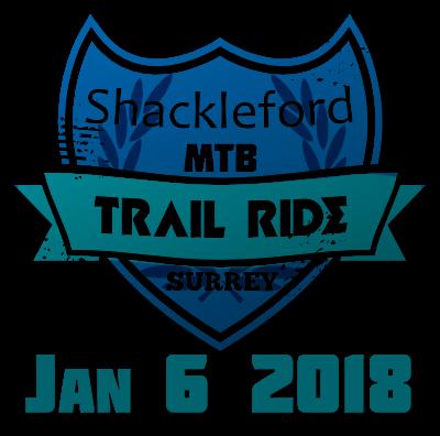 Shackleford MTB Trail Ride, Jan 6th